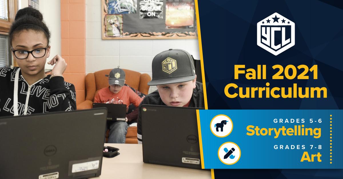Fall 2021 Curriculum